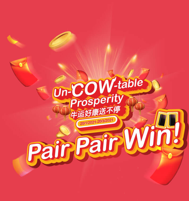SHARP - Un-COW-table Prosperity